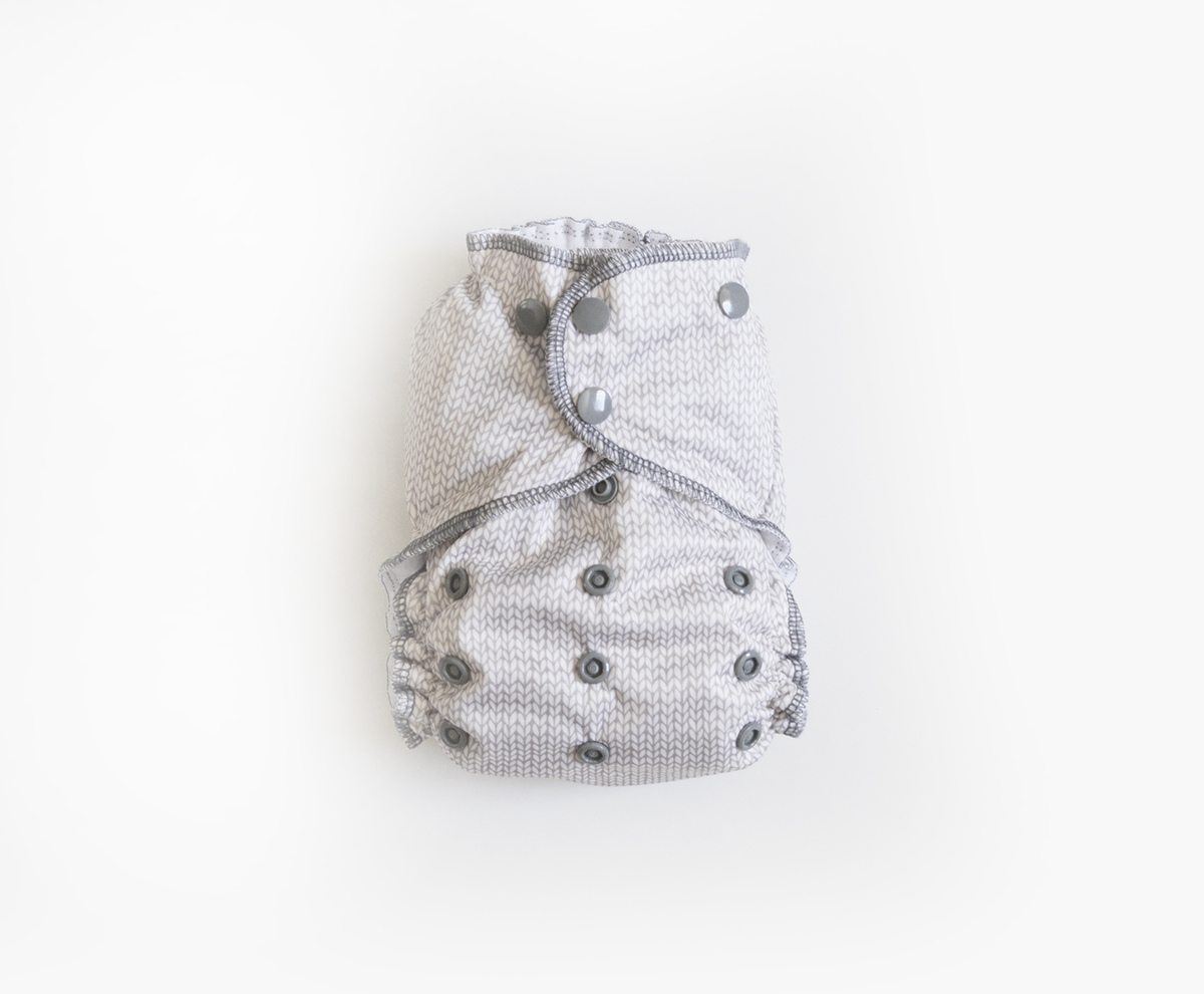 Easy Pocket™ One Size Cloth Diaper - Hygge 00440