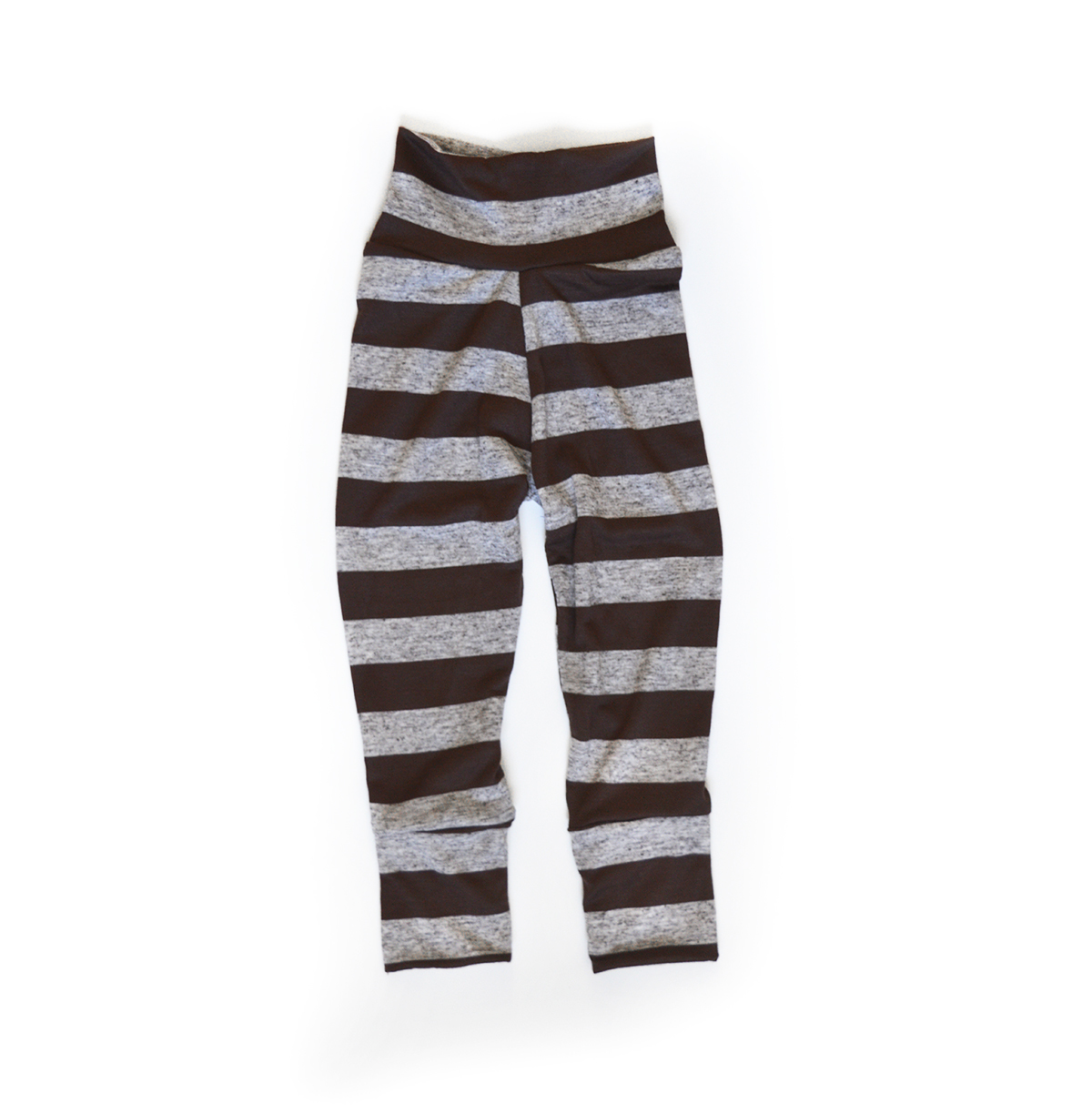 Little Sprout Pants™ Cocoa Stripe - Slim Fit 00503