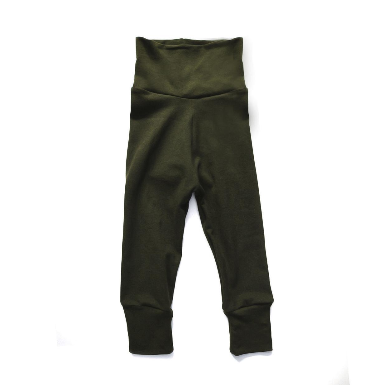 Little Sprout Pants™ Olive - Regular Fit 00504