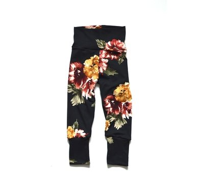 Little Sprout One-Size Pants™ Flower Garden - Stretch