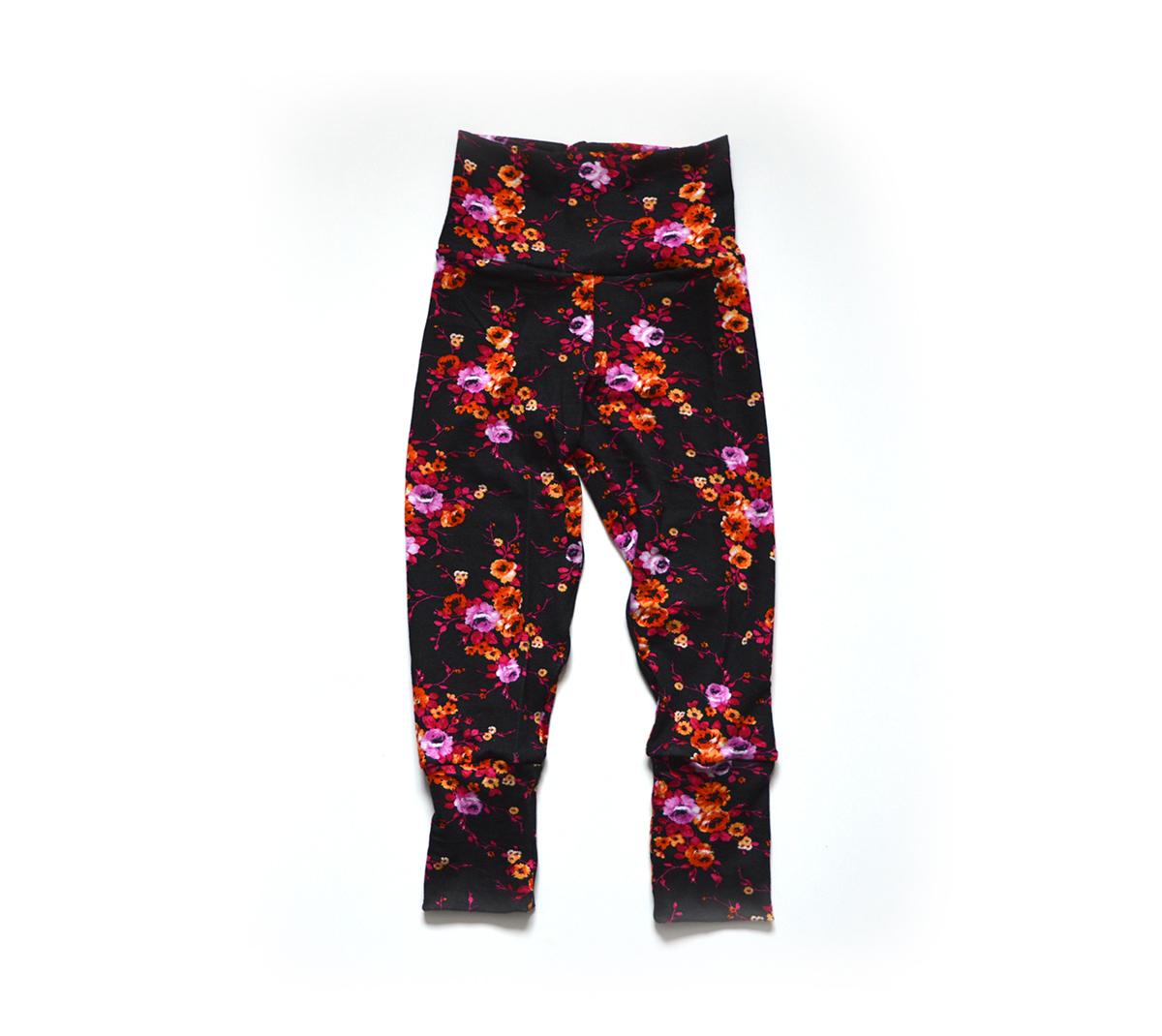 Little Sprout Pants™ Mini Floral 00529