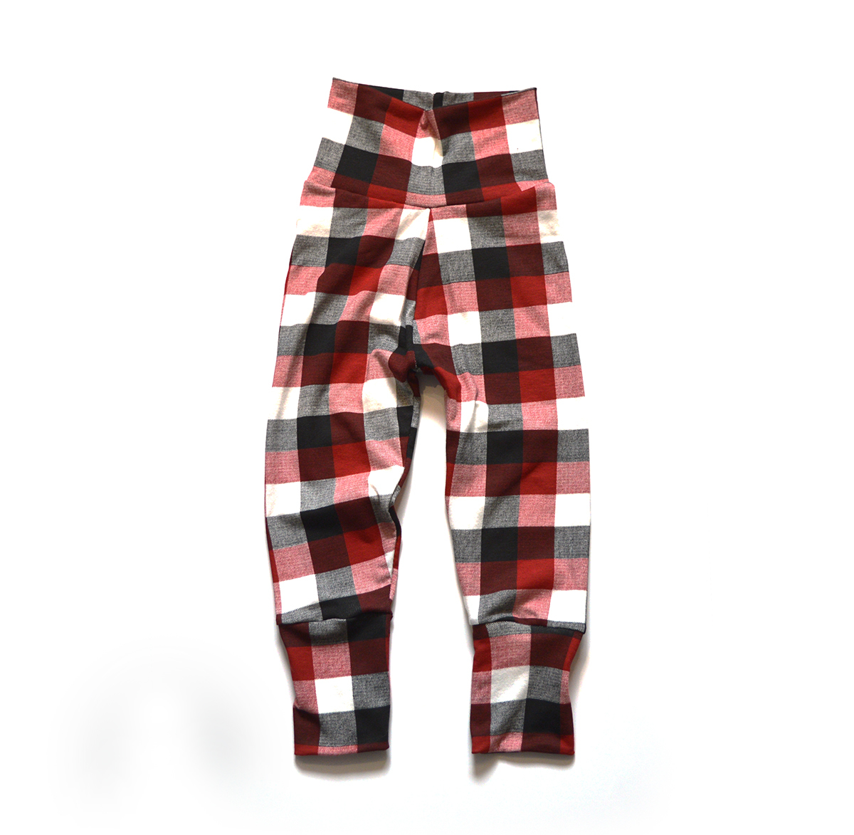 Little Sprout Pants™ Buffalo Plaid 00530