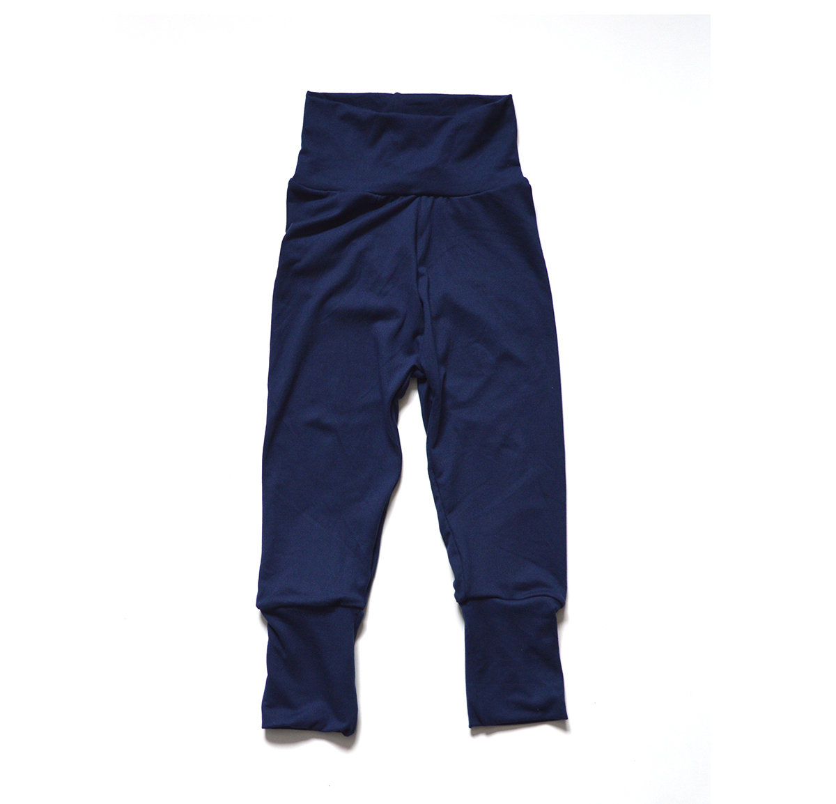 Little Sprout One-Size Pants™ Navy - Cotton