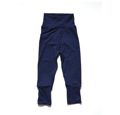 Little Sprout One-Size Pants™ Navy - Stretch