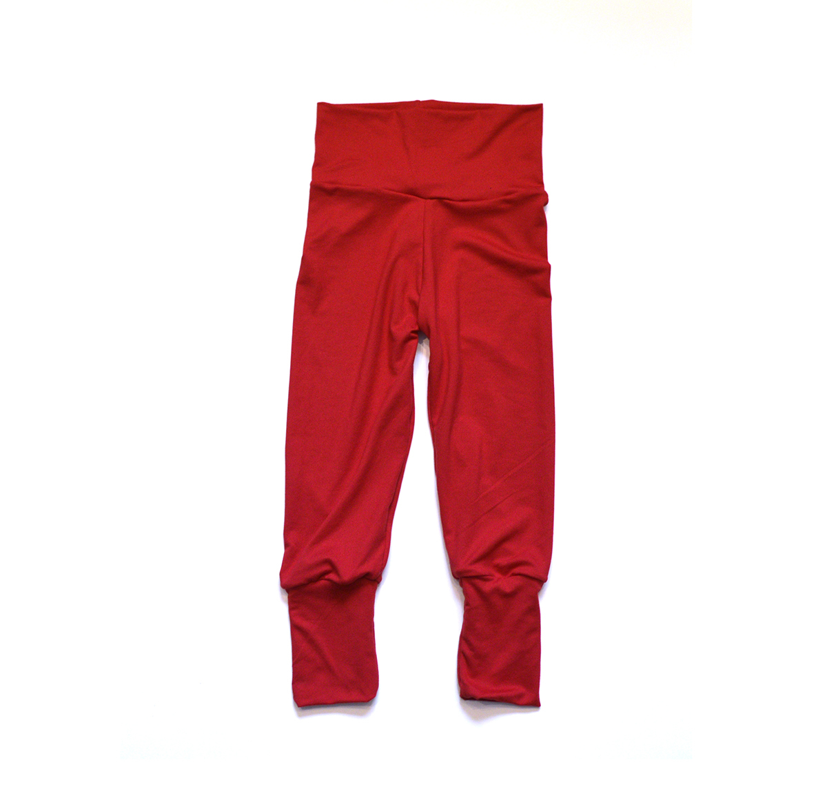 Little Sprout Pants™ Cherry Red 00537