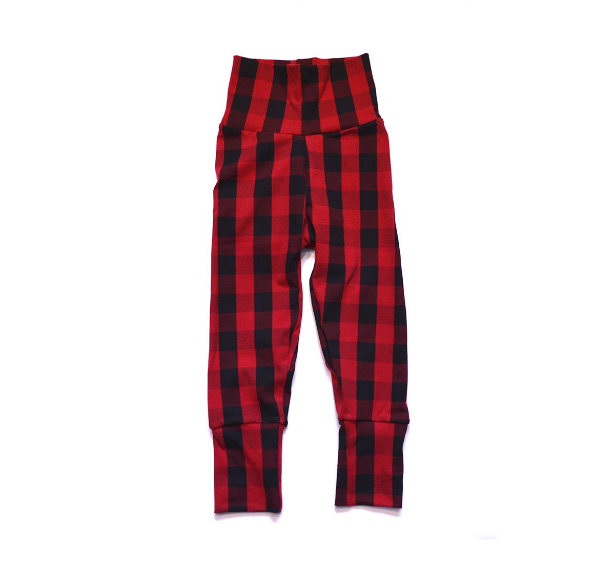 Little Sprout Pants™ Jack Plaid 00538