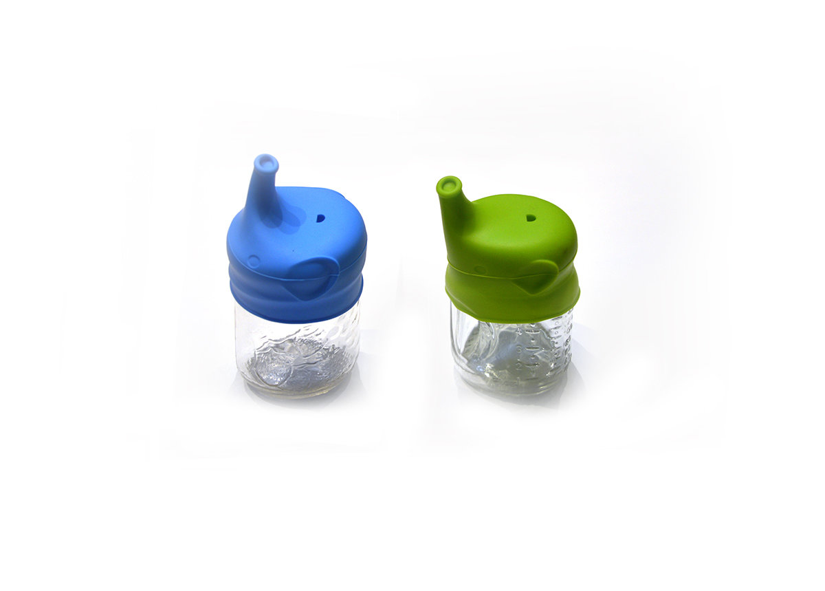 Simply Good™ Silicon Sippy Tops