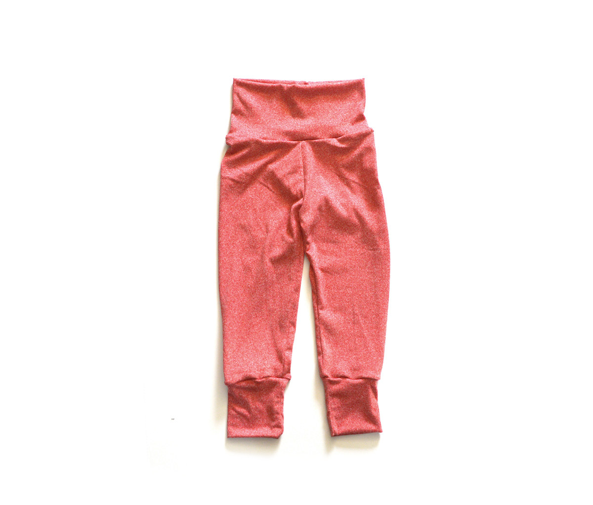Little Sprout Pants™ Heathered Coral 00556