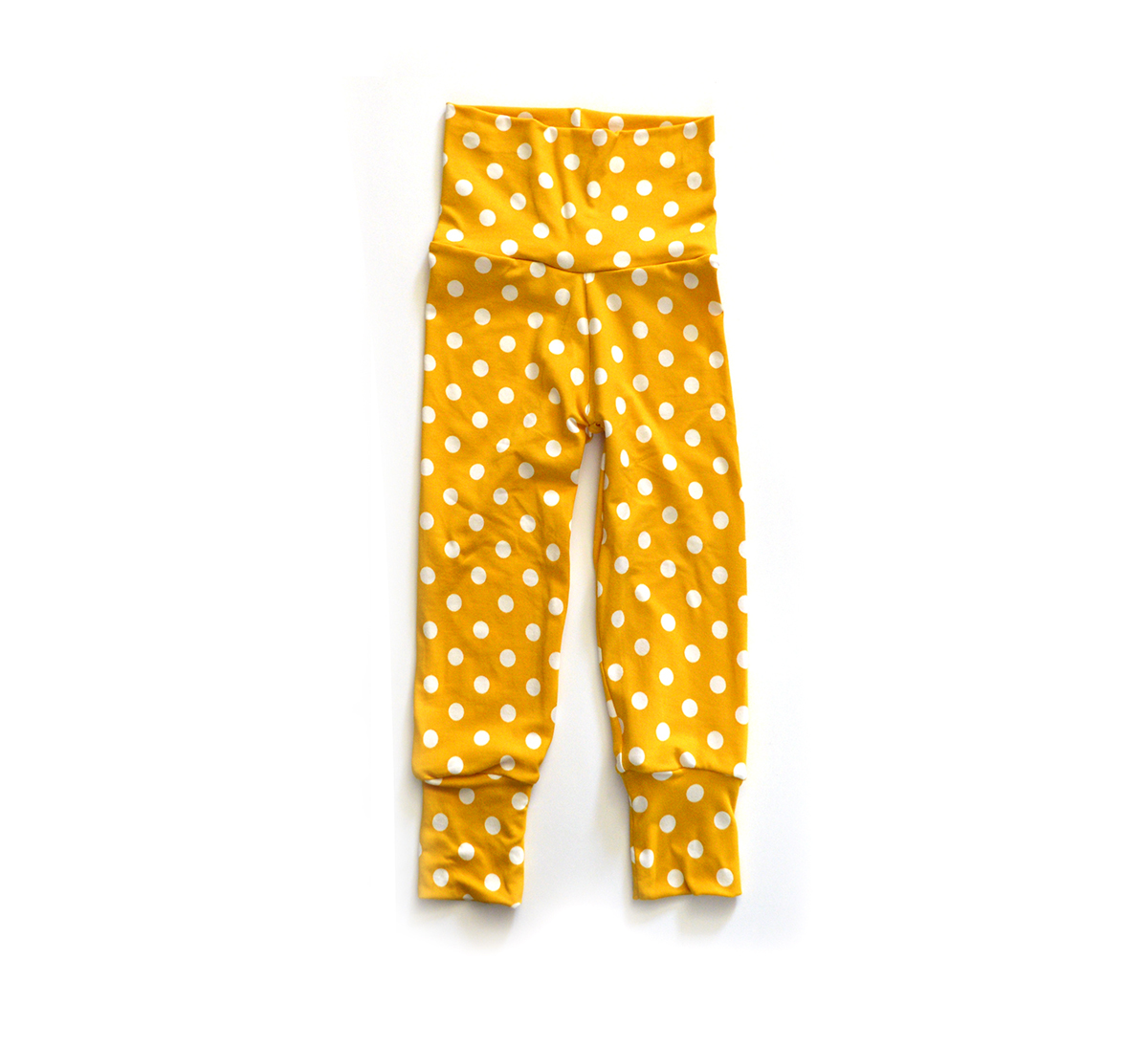 Little Sprout One-Size Pants™ Golden Dot - Stretch 00906