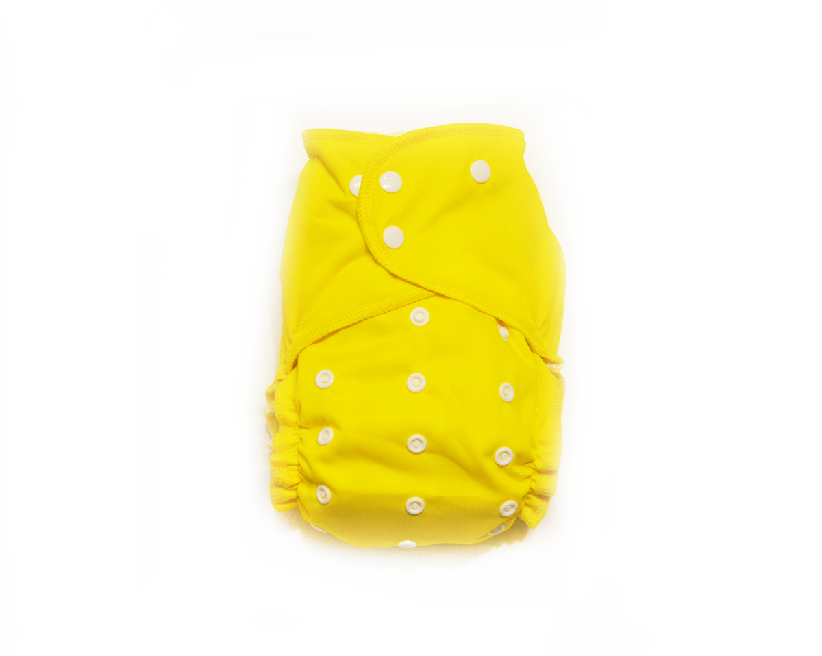 Sunshine Ready-Use™ /Dry-Nights AIO Cloth Diaper - One Size 00594