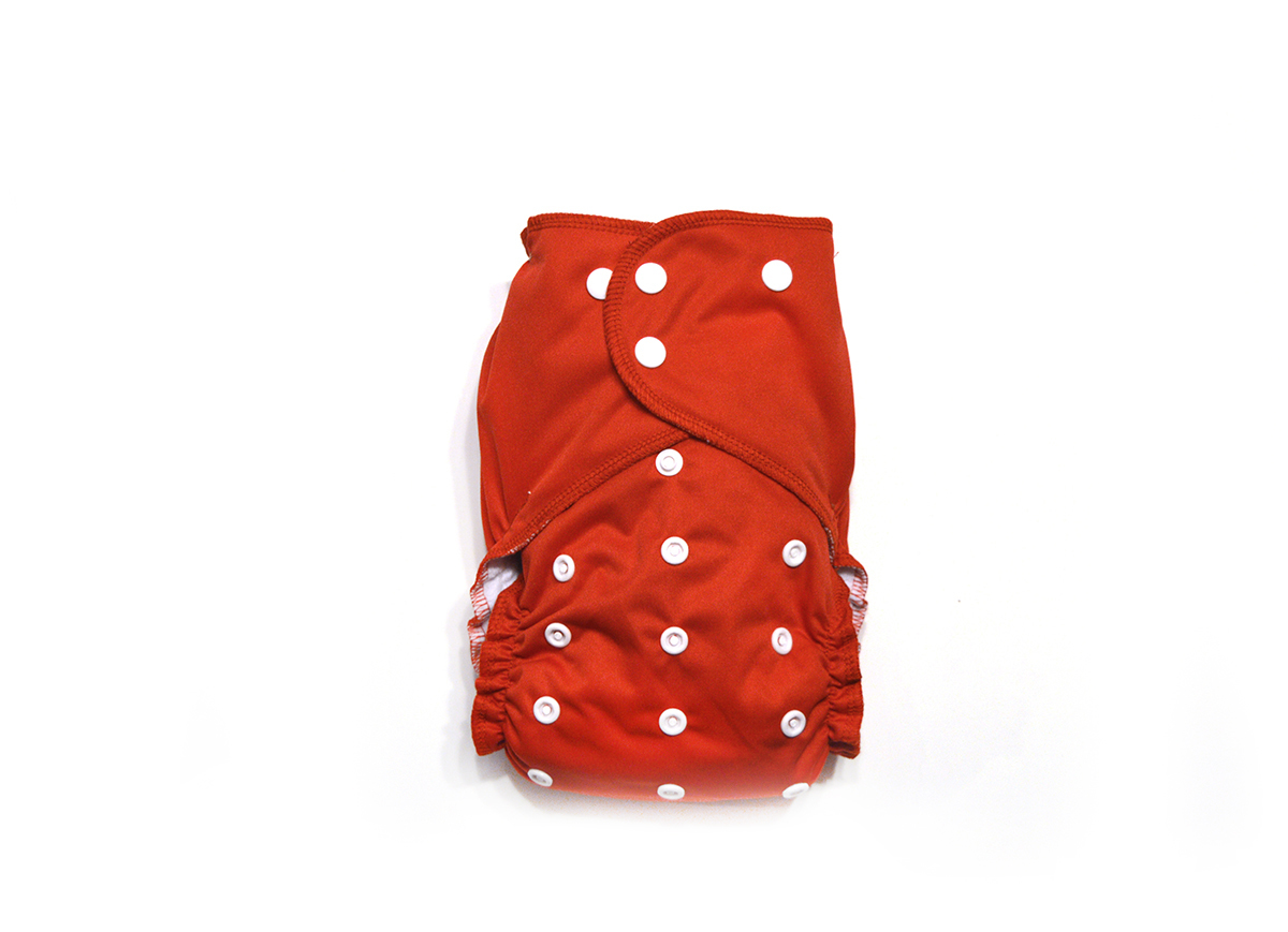 Maple Ready-Use™ / Dry-Nights™ AIO Cloth Diaper One Size 00596