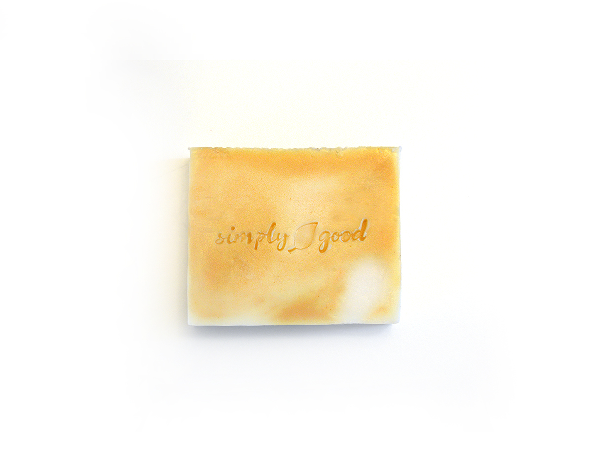 Cinnamon & Clove Simply Good™ Triple Butter Vegan Soap Bar 00609