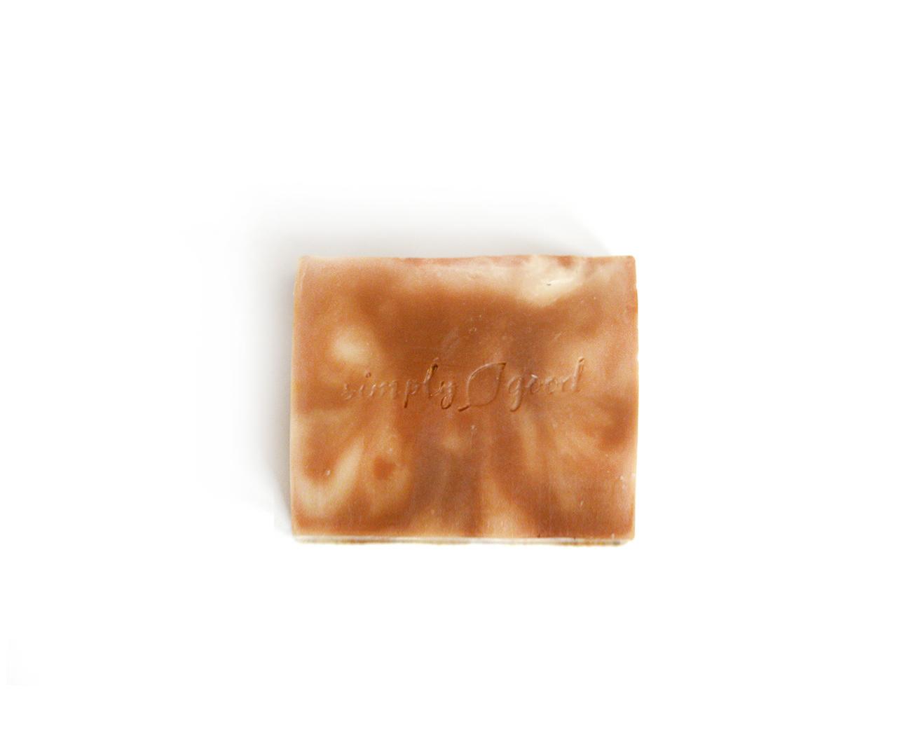 Egyptial Musk Simply Good™ Triple Butter Vegan Soap Bar 00550