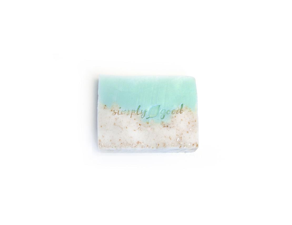 Mint Condition Simply Good™ Triple Butter Vegan Soap Bar 00607