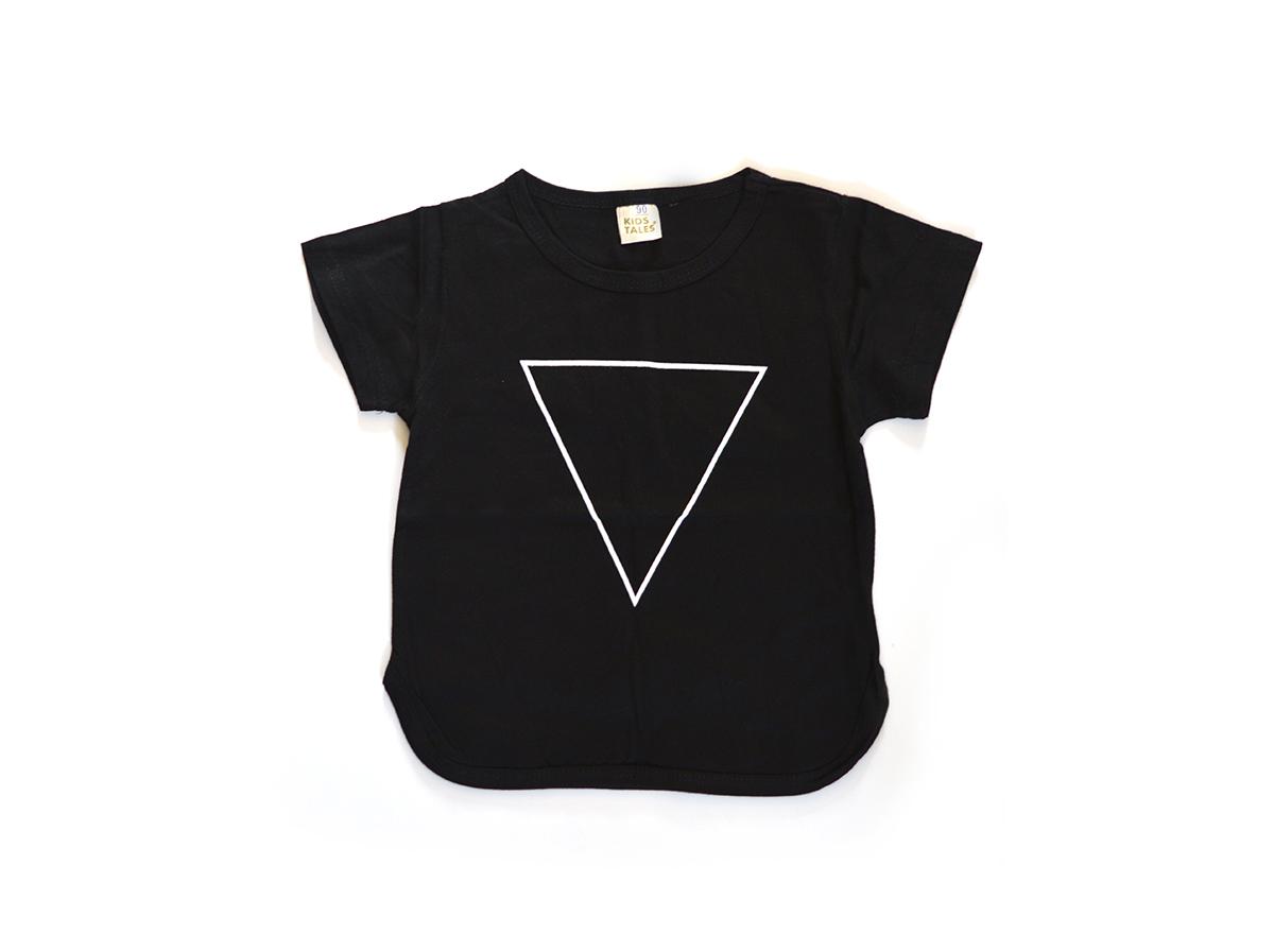 Kid's Tales T Shirt Big Triangle 00636