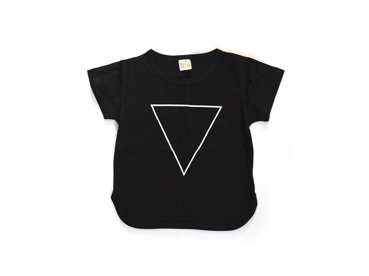 Kid's Tales T Shirt Big Triangle