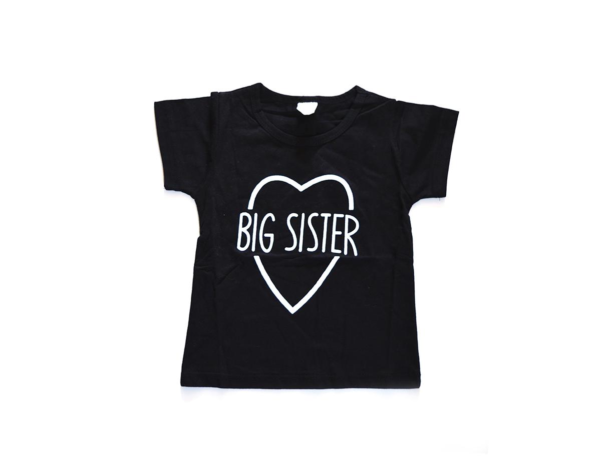 Kid's Tales T Shirt Big Sister 00641