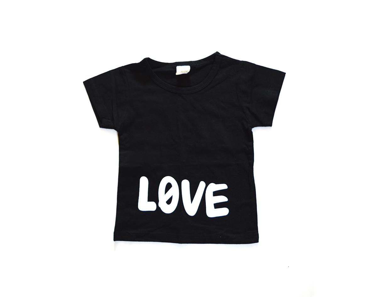 Kid's Tales T Shirt Love 00651