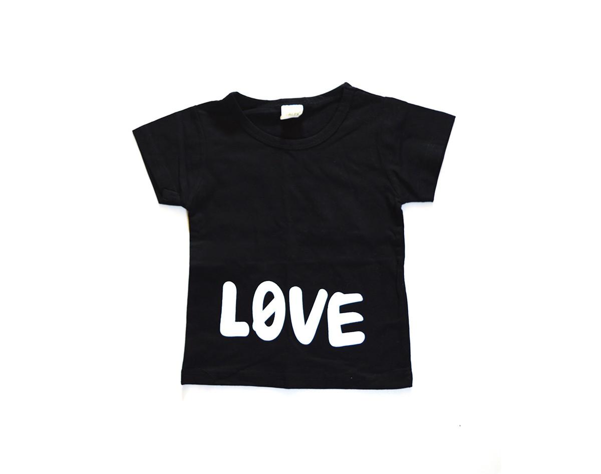 Kid's Tales T Shirt Love