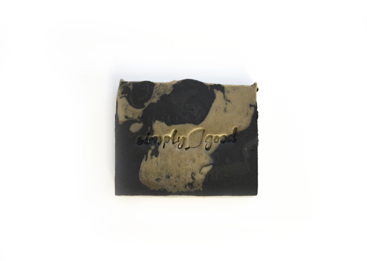 Facial Detox Simply Good™ Triple Butter Vegan Soap Bar 00679