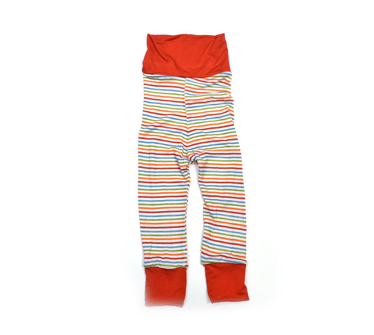 Little Sprout Pants™ Stripes SECONDS 00695