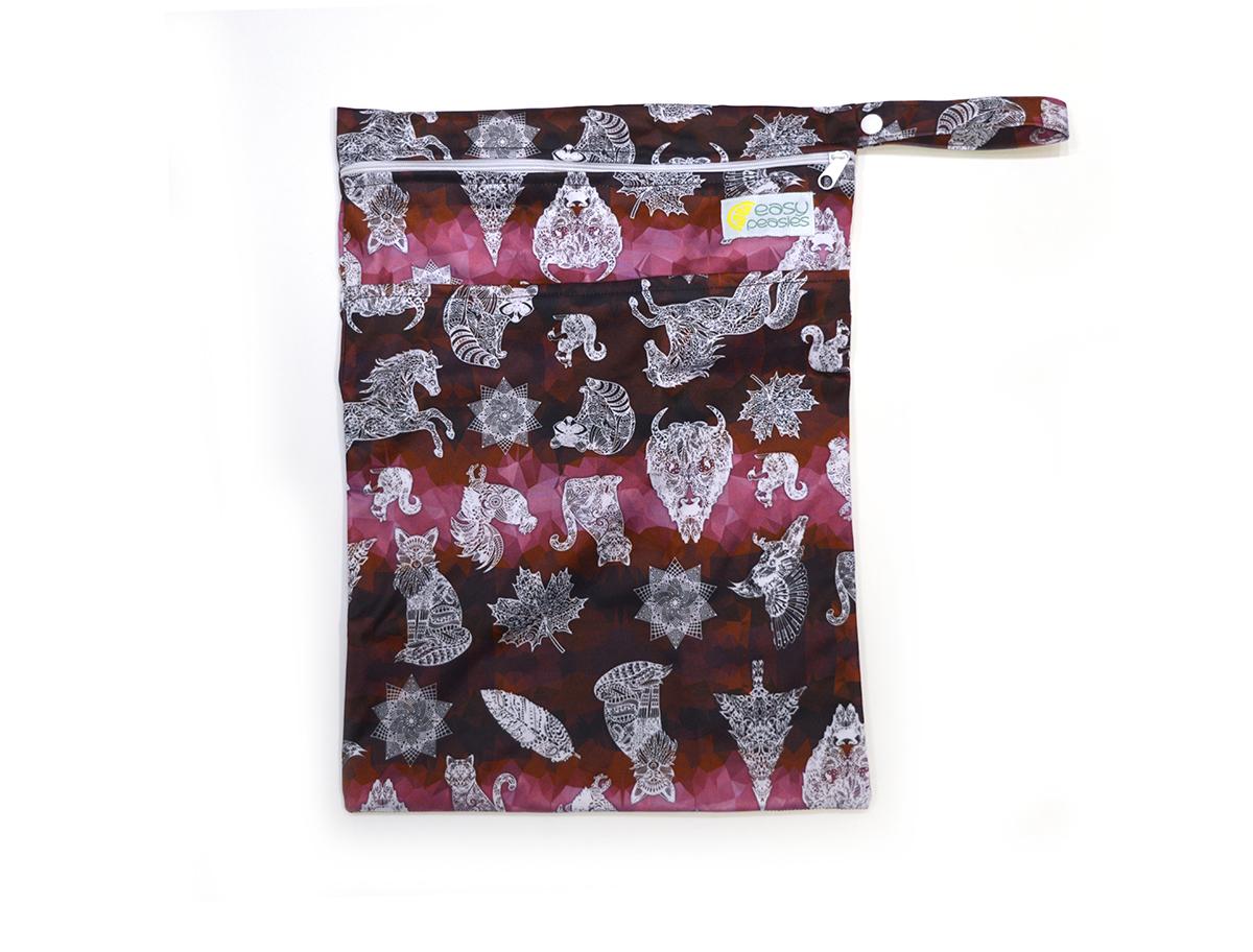 Northeast Easy Peasies® Wet/Dry Travel Bag 00706