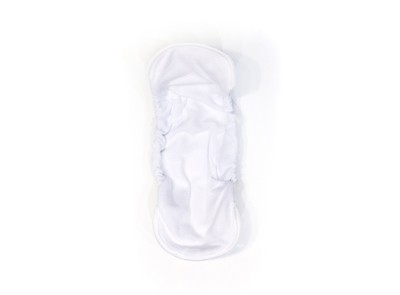 Gusseted Bamboo Easy Peasies® Snap in Cloth Diaper Booster
