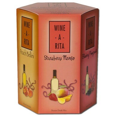 Wine A Rita | Mix It Up Multi Pack | Frozen Drink Mix