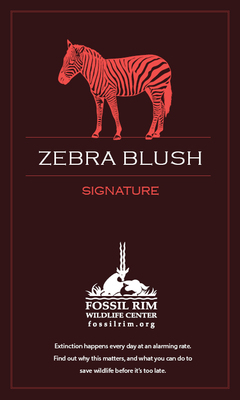 Zebra Blush - (Raspberry White Zinfandel)