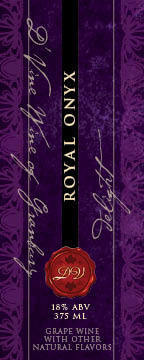 Royal Onyx - (Blackberry Port)