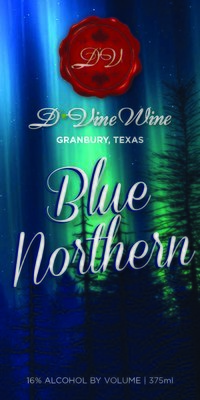 Blue Northern Ice Wine