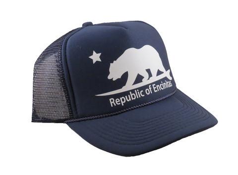 Republic of Encinitas Trucker Hat