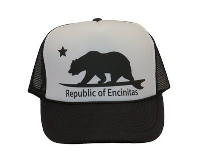 Republic of Encinitas Trucker Hat