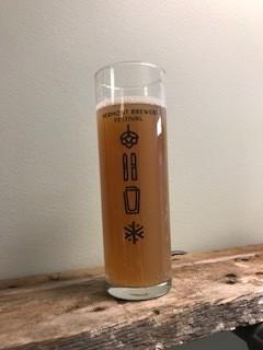 Vermont Brewers Festival Glassware
