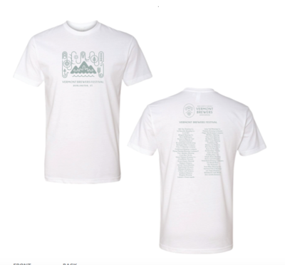 Vermont Brewers Festival 2019 T-Shirt