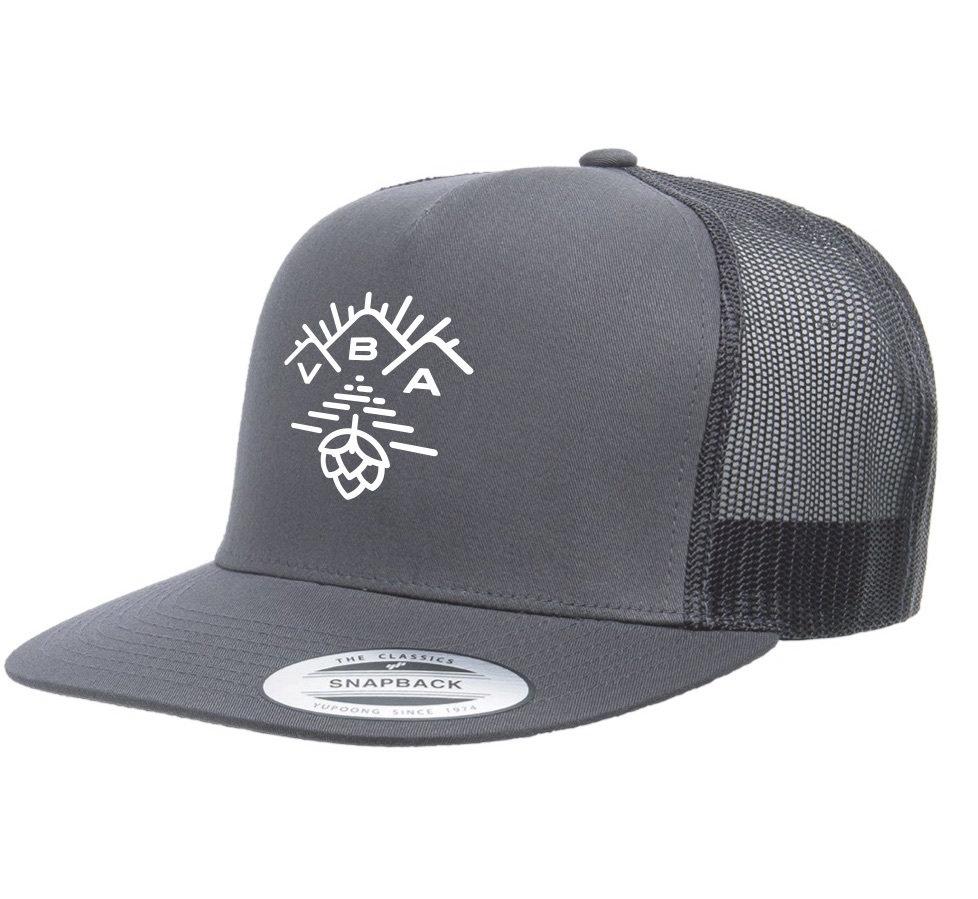Charcoal VBA Trucker Hat 00018