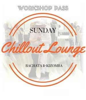 Chillout Lounge Bachata Masterclass w/Alex & Laura ONLY  (1ST SEPTEMBER)