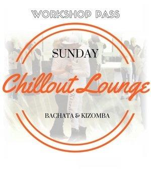 Chillout Lounge Bachata Masterclass w/Rasa Pauzaite ONLY  (1st December)