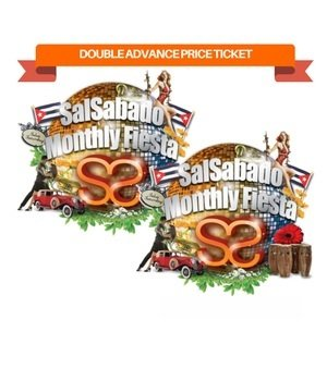 SalSabado Double Advance Ticket (10th August)