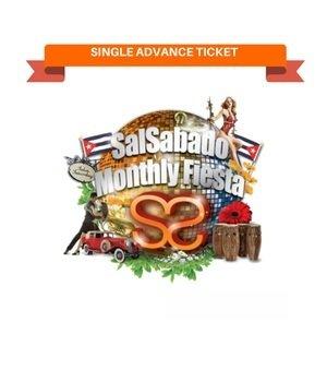 SalSabado Single Advance Ticket (13th April)