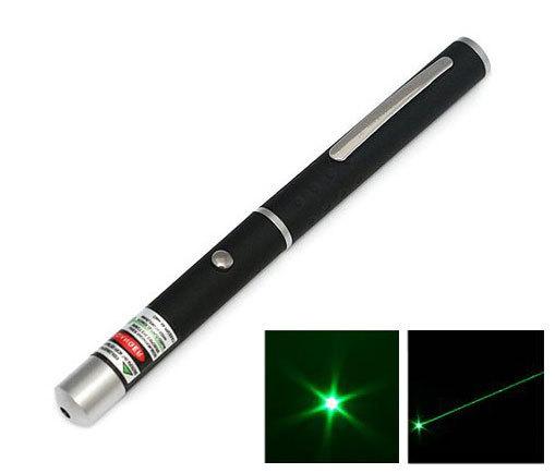 Зеленая лазерная указка 150 mW 00041