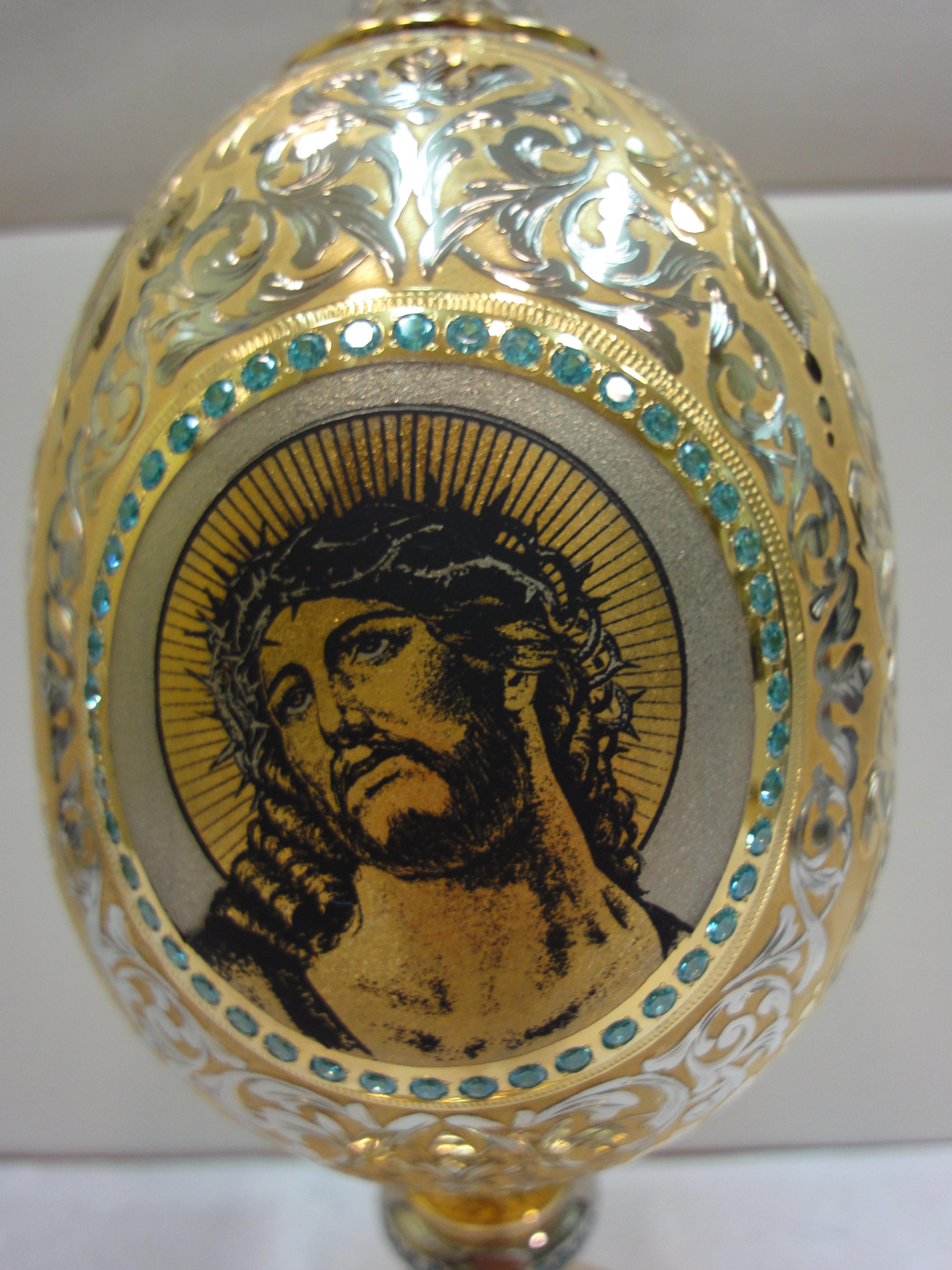 Яйцо с образом