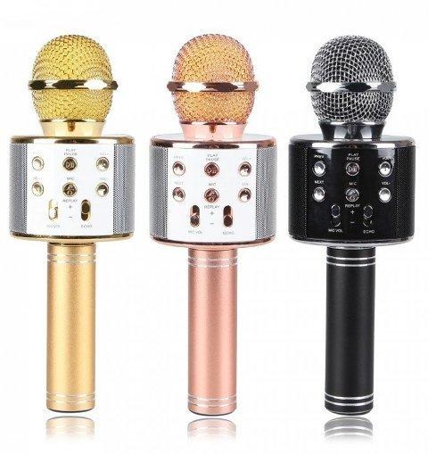 Караоке микрофон К858 0000012
