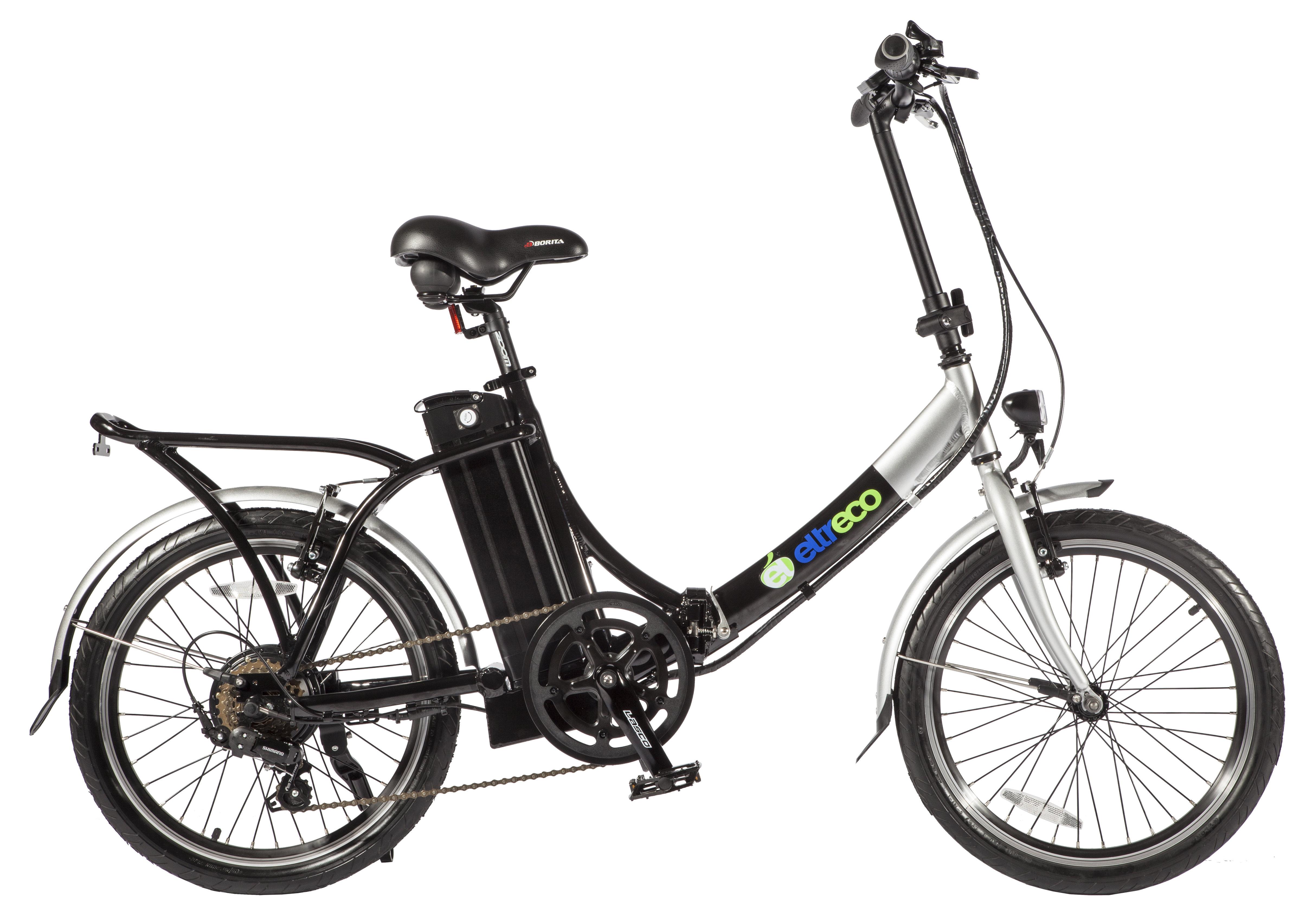 Электровелосипед Eltreco Good LITIUM 250W 17852