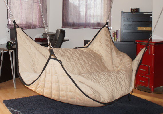 Бескаркасная кровать 997897495586