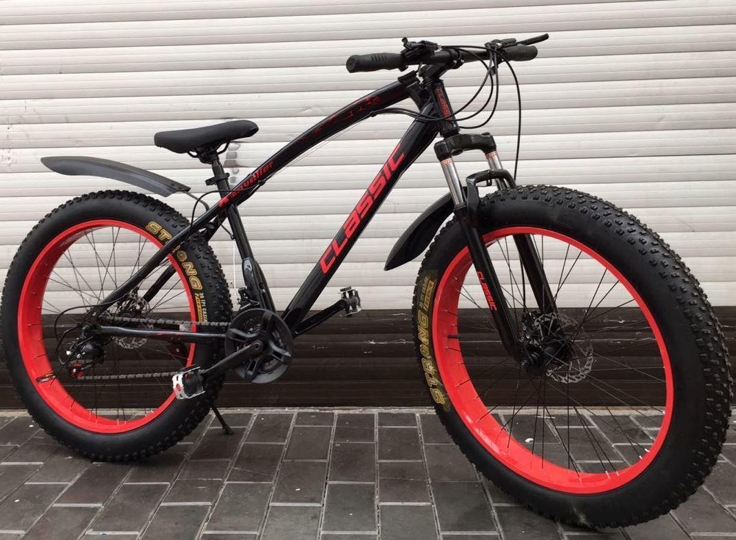 Велосипед фэтбайк 5167