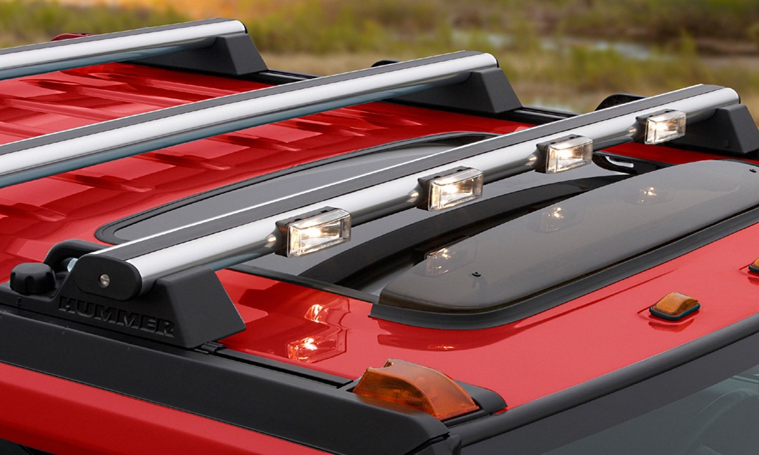 4x oem led roof light bar conversion for hummer h2 convert your existing hid or xenon roof light bar to led remove just the bar from the vehicle ship it to us we modify bar and retrofit to led and ship mozeypictures Gallery