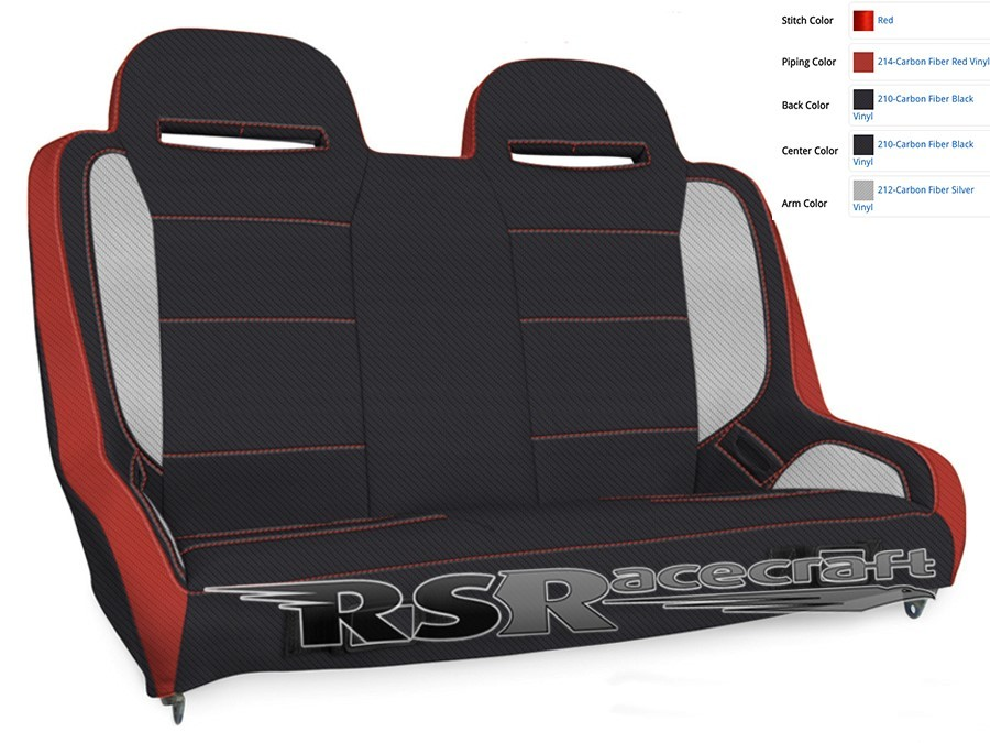 CUSTOM SUSPENSION BENCH SEATS HB-014