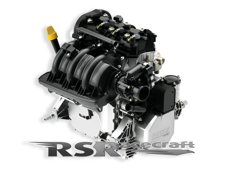 Sea-Doo Spark Rotax 900 ACE HO Power Plant Package