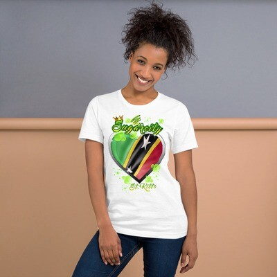 St. Kitts Short-Sleeve Unisex T-Shirt